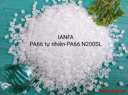Hạt nhựa PA66 N200SL
