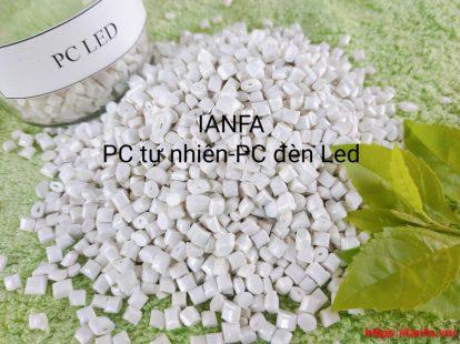 Hạt nhựa PC LED