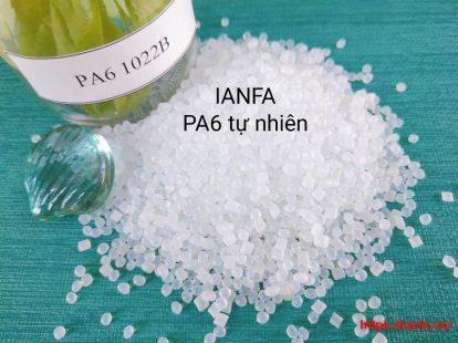 Hạt nhựa tự nhiên PA6 1022B